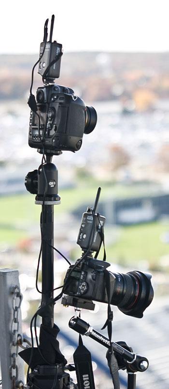 Remote Cams